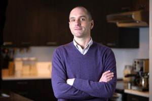 Author Daniel Shumski
