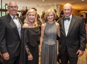 Walkie Ray, Janet Ray, Dee Higby and Larry Higby. / Joshua Sudock Photography