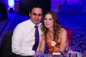 Jack Jacoub MD and Lexie Jacoub of Newport Beach