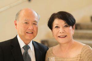 Michael Watanabe MD and ElliesWatanabe of Newport Beach, Patron Sponsors