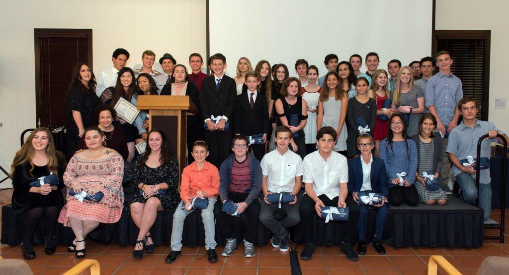 Volunteer Recipients of Fellowship Awards