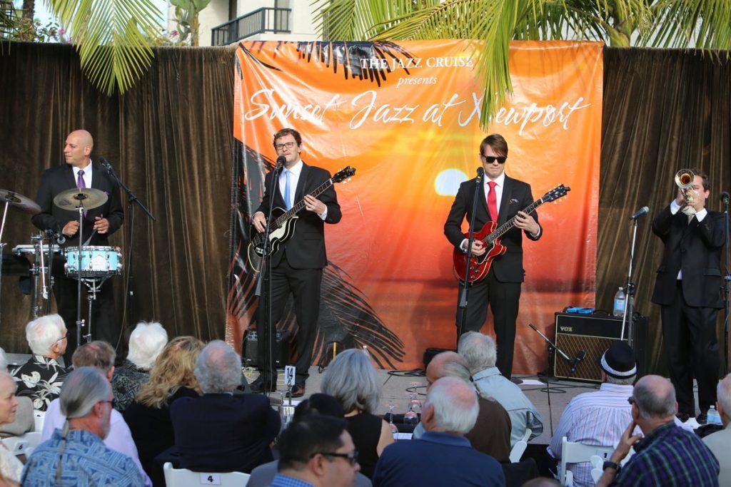 Newport Beach Marriott Jazz