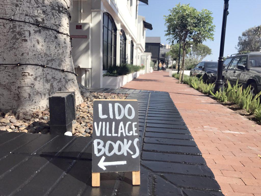 Newport Beach Local News Lido Marina Village Businesses Get A-Frame ...