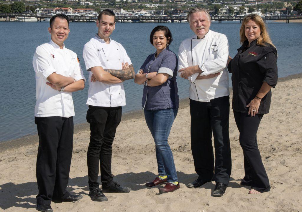 Newport local news off the menu local chefs serving fun for Cafe jardin newport beach