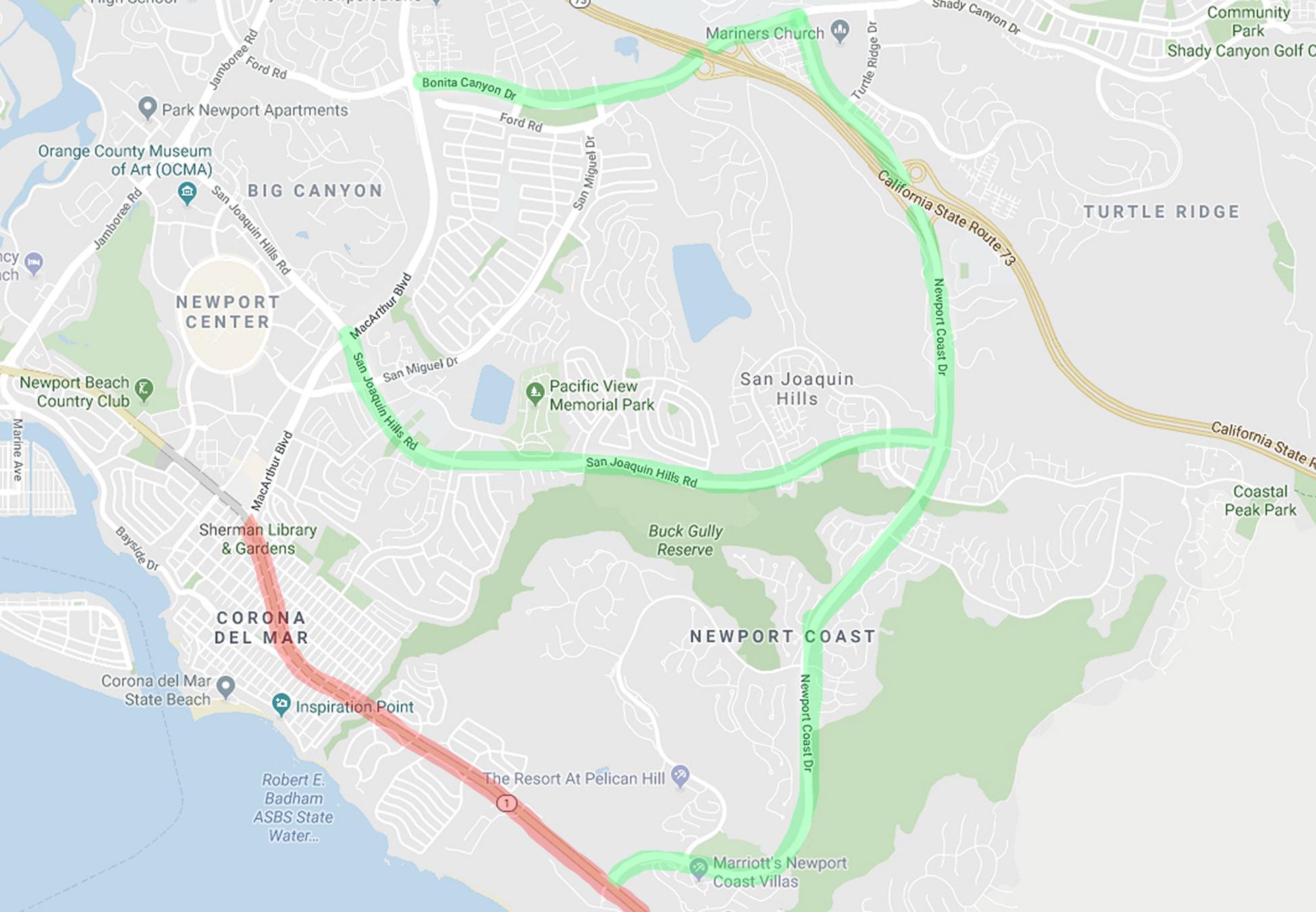 Newport Beach News City Driving Forward On Cdm Bypass Plan Newport