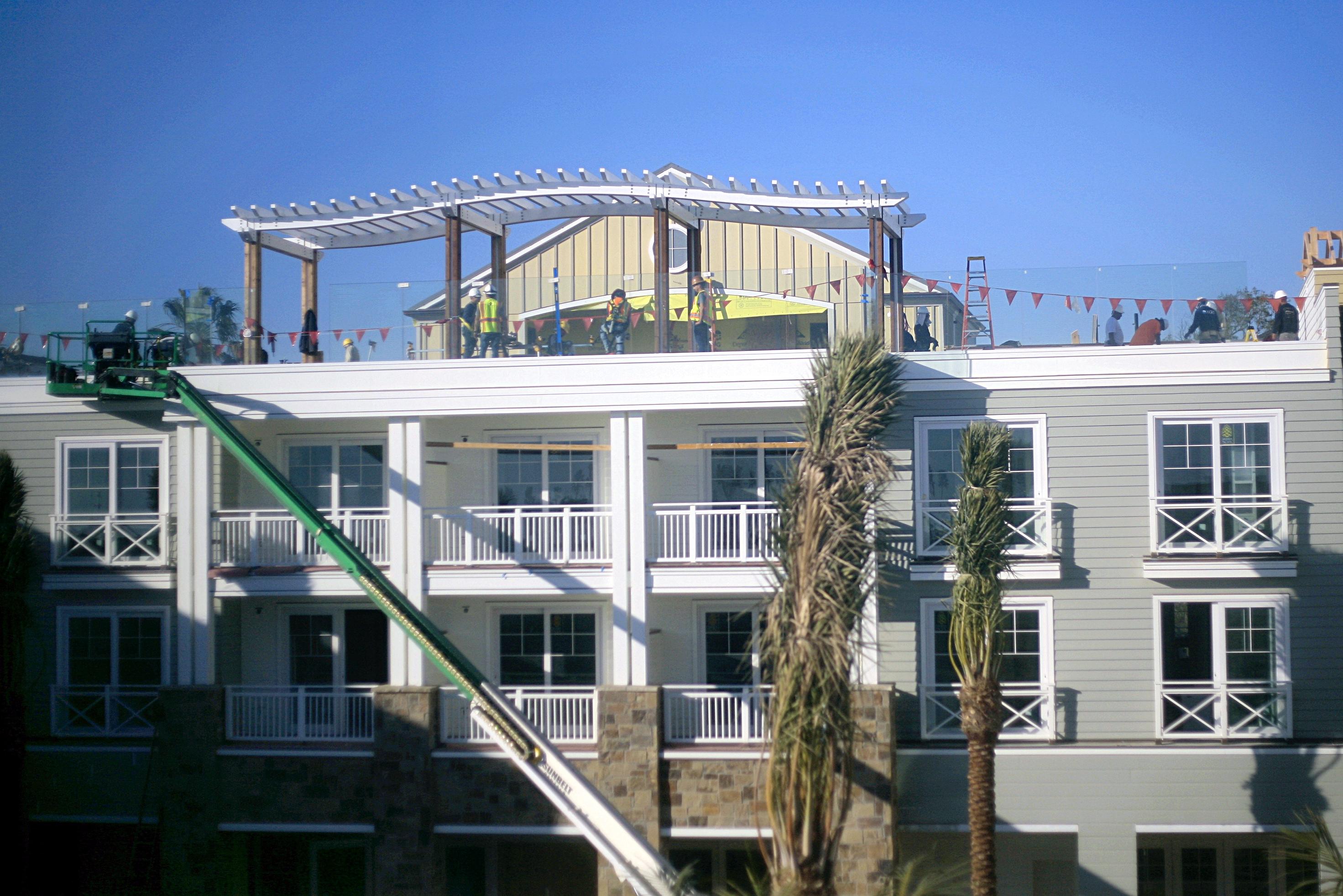 Lido Deck Newport Beach