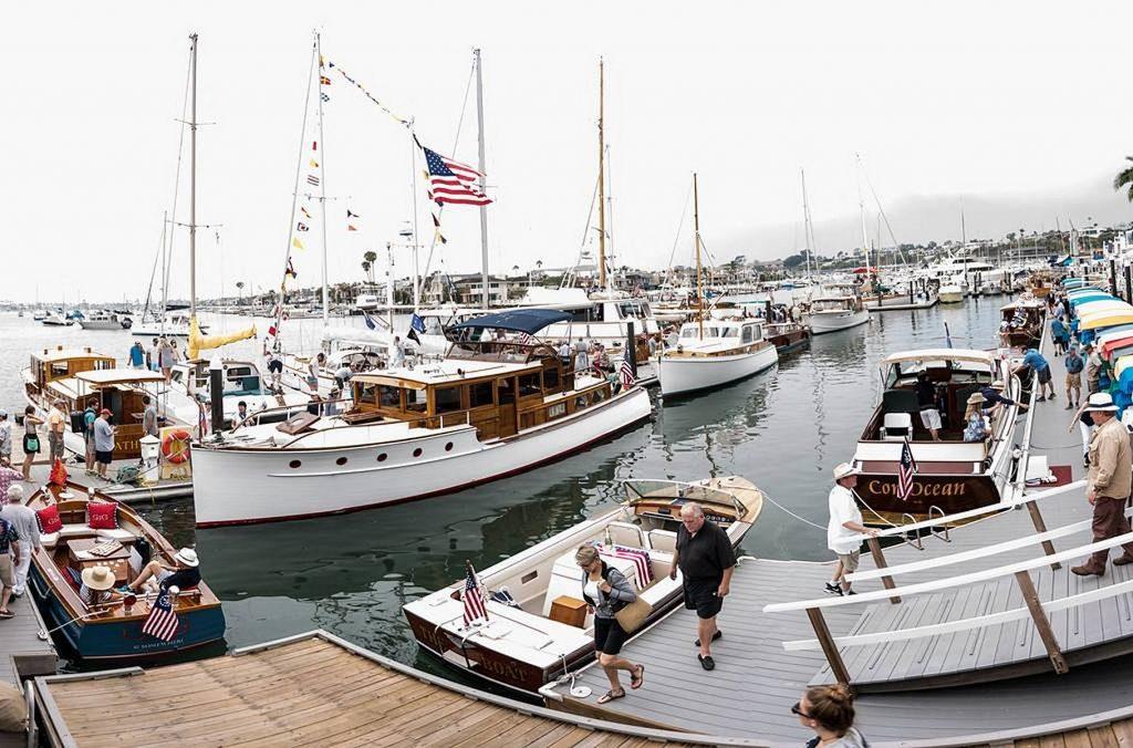 Wooden Boat Festival Returns To Newport Harbor Newport Beach News