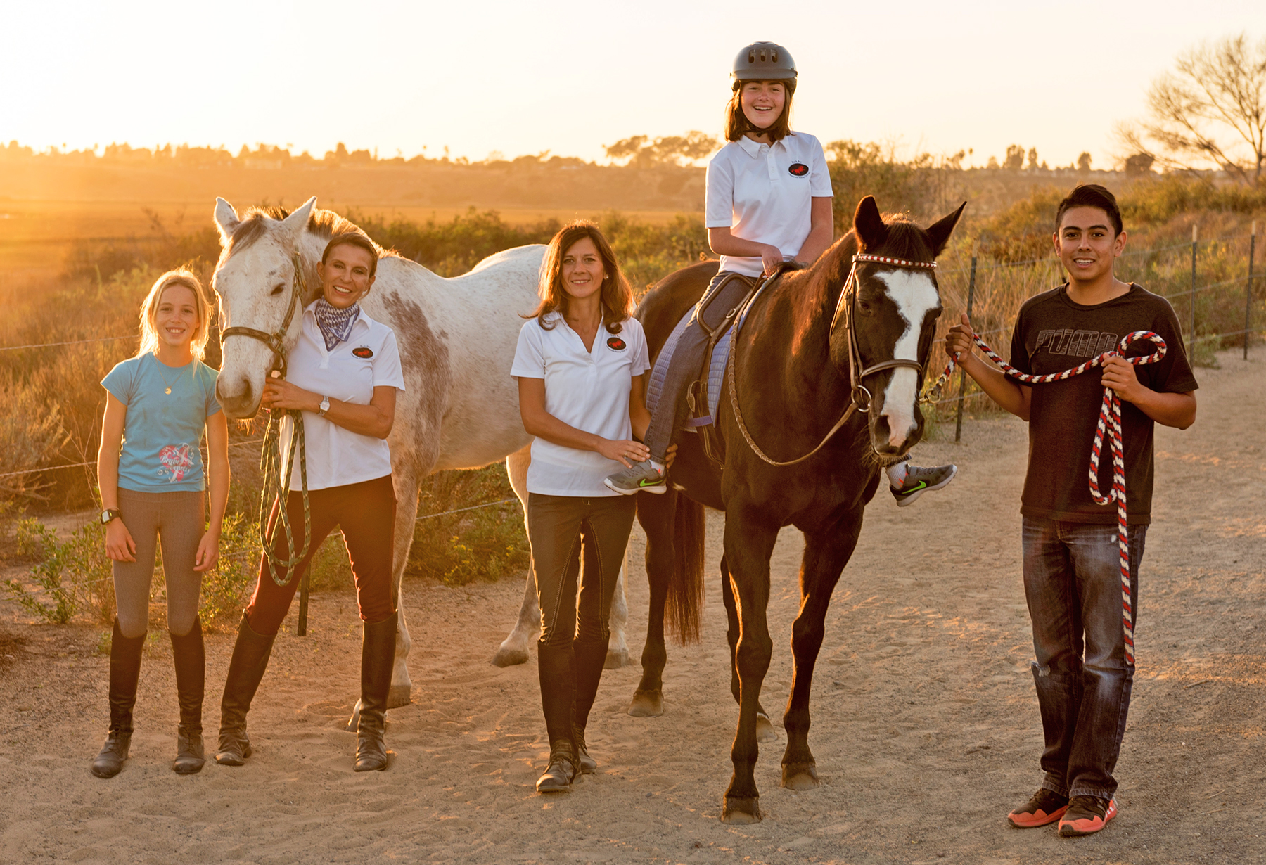 Back Bay Therapeutic Riding Club Is 'Rocking For Their