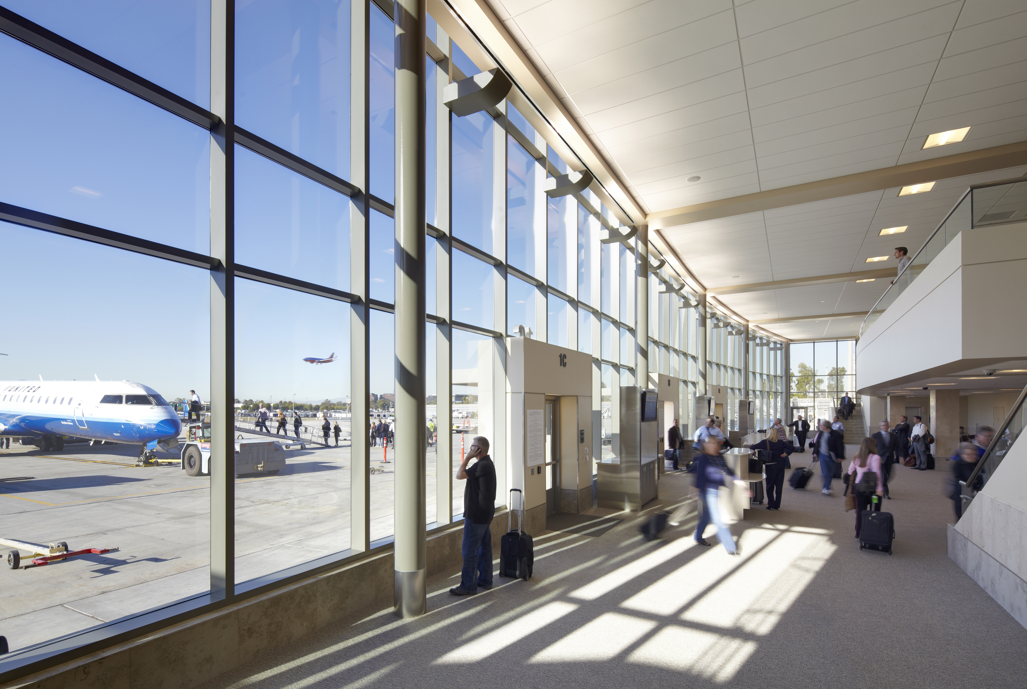 April Airport Data Shows Increase in Passenger Traffic