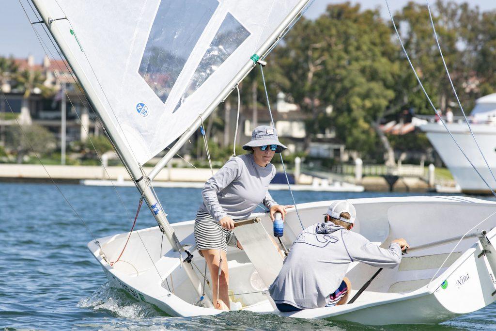 Regatta Results Show Local Sailors on Top - Newport Beach News