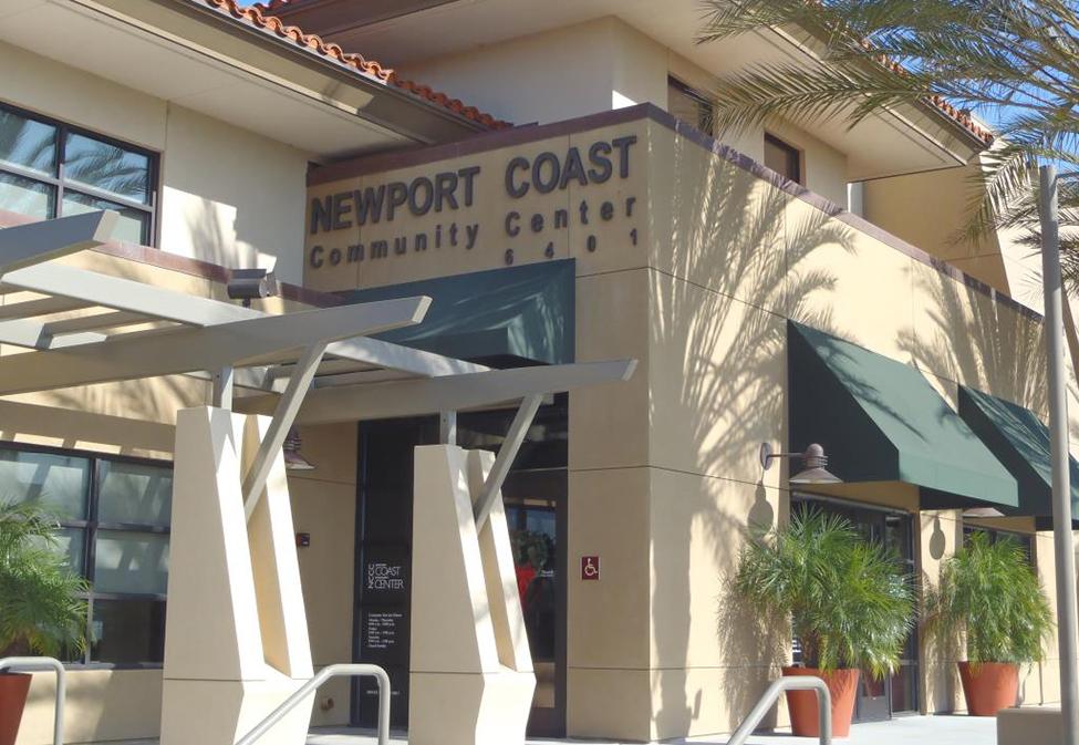 Cooling Center Now Open At Newport Beach Community Center
