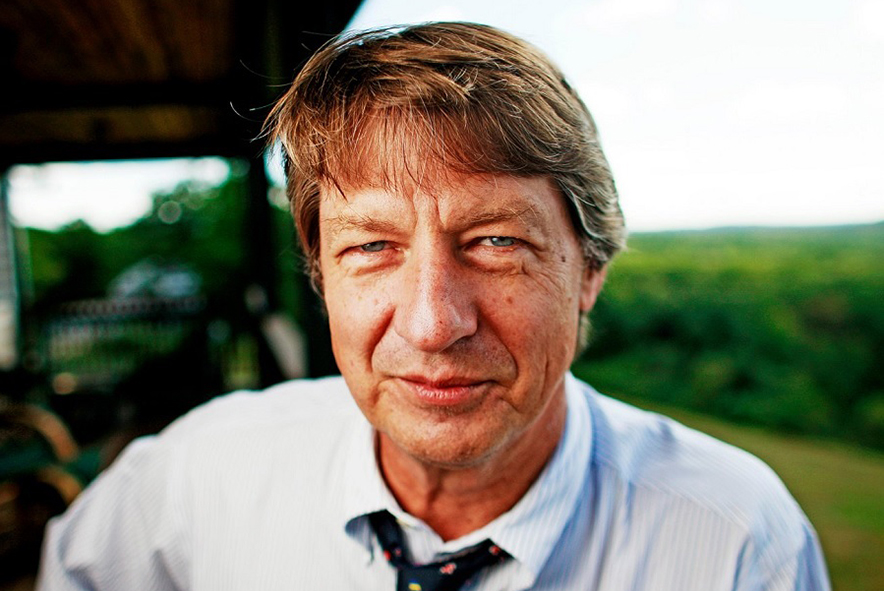 Witte Lecture with PJ O'Rourke: How to (Grimly) Laugh Again - Newport Beach  News