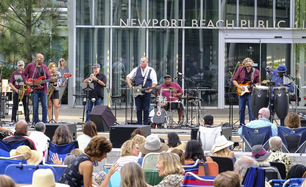 The Sully Band Launches Newport Beach Concerts on the Green July 25